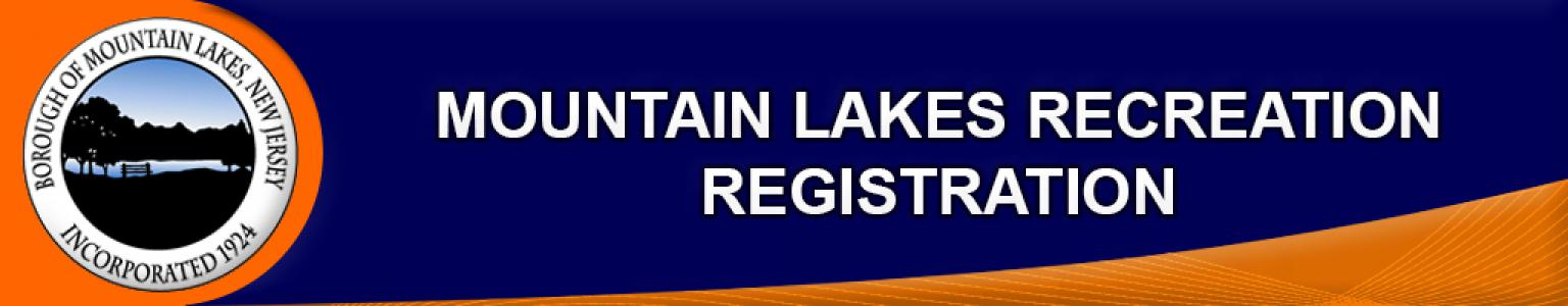 Mountain Lakes Recreation - rSchoolToday Class Registration v3.0